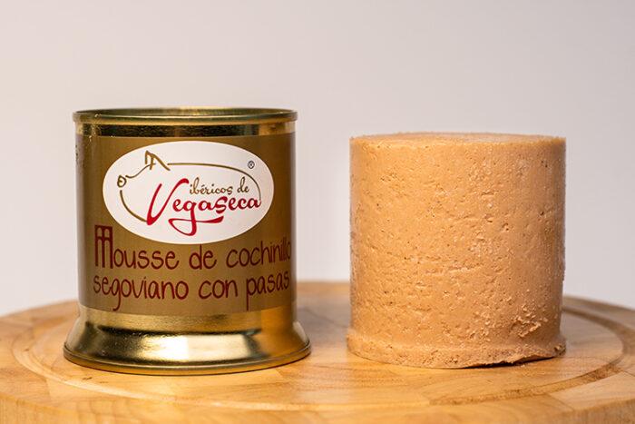 Mousse de Cochinillo